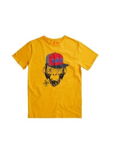 Bad Bear Bad Monkey Tee Bad Monkey Tee Renkli